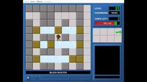 CC1 level 89 Block Buster CONSISTENT ROUTE (361 450)