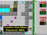 Creative One-Ways