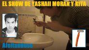 Yashaii Moran, Afeitandose