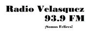 Radio Velasquez 93.9 FM (logo 2019)