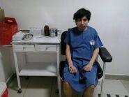 Yashaii Moran en la clinica (3)