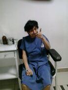 Yashaii Moran en la clinica (5)