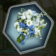 RCD Blue and White Bouquet