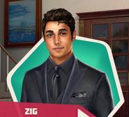Zig TS suit