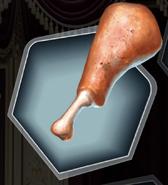 TRH Giant Turkey Leg Prop Ch 14