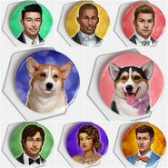 Choices trr buttons