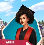 Abbie Graduation