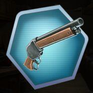 MW Bill's shotgun pistol