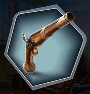 DS pistol gun