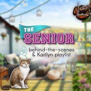 The Senior BTS and Kaitlyn Playlist Cover