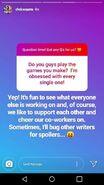 DoallPBwritersplayeachothersstories