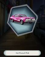 Hot Pursuit Pink of 1969 Chateaux Panther XX