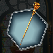 The Gold Scepter