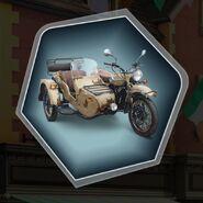 Wabr default motorcycle