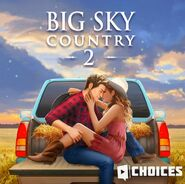 Big Sky Country 2 Old Plagiarized Cover