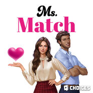Ms. Match Official Cover