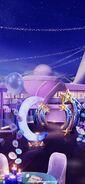 HSS CA 3 Prom Decorations Infinite Galaxy 2