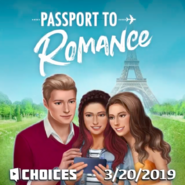 Passport To Romance Official Cover