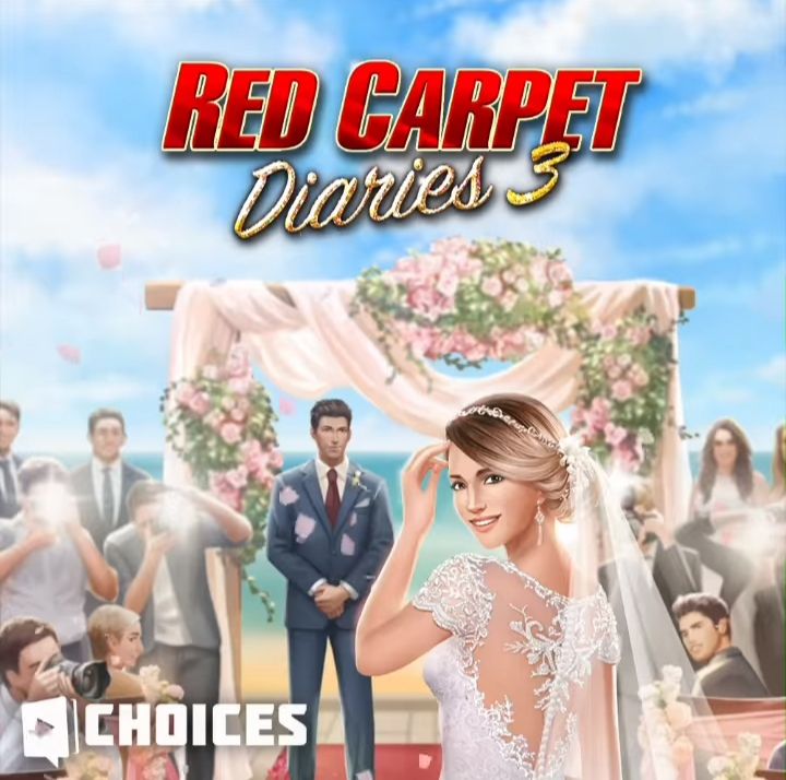 Red Carpet Diaries, Book 3 Choices