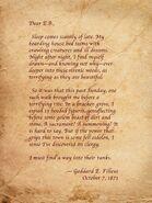 Goddard E.Filleus Letter 3