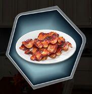 RoD Dad bacon breakfast
