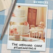 VoS Wedding Cake