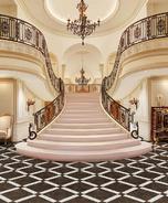 Inside Senator Vega's Mansion