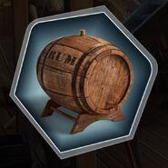 Ds barrel of rum