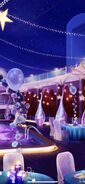 HSS CA 3 Prom Decorations Infinite Galaxy 1