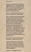 It Lives Beneath Letter 7