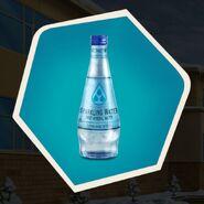 Mtfl sparkling water bottle glass bubbly