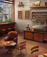 HU Coffee shop Day
