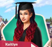 Kaitlyn Makeover Graduation
