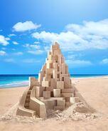 AME Ch.4 Modern Sand Castle