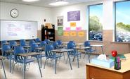 Berry High Classroom