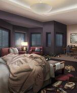 Bryce's bedroom