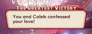 Caleb and MC Love Confession
