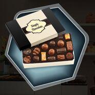 Box of chocolates assorted