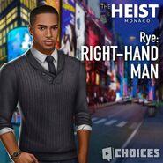 Rye - Right-Hand Man Sneak Peek
