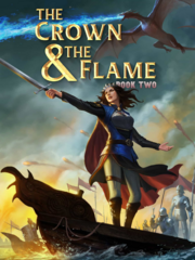 The Crown & The Flame, Book 2 - Full.png