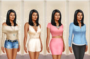 RCD Book 2 Initial Outfits