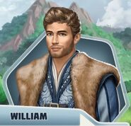 Seth as William