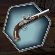 D&D Dueling Pistol