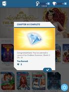 Endless Summer, Book 2 - 2 Diamonds Earned