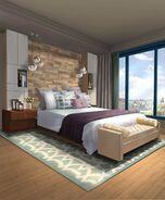 Bedroominpenthousedaytime
