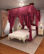 Bedroomdaytimeinoldhollywoodhouse