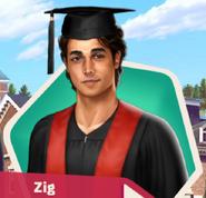 Zig Makeover Graduation