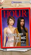Hour Magazine cover without female Raleigh Platinum