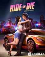 Ride or Die Official Cover v2