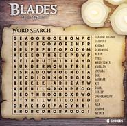 Blades Instagram crossword 053120